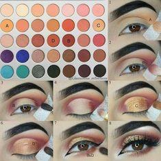 Pinterest-jannethgarcia #eyeshadowslooks