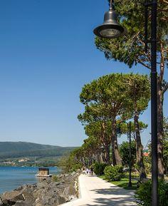 Terrazza sul Lago Bracciano | italy | Pinterest | Oasis and Italy