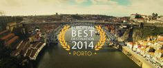 Official video of Porto - European Best Destination 2014 / Vídeo oficial do Porto - Melhor Destino Europeu 2014 | by Atmos Aerial Filming; Music: excerpt from Echoes by Pink Floyd #Portugal #Travel
