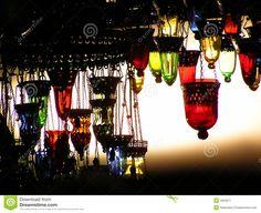 Turkish Lamps Stock Image - Image: 1853511