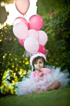 1st bday baby girl