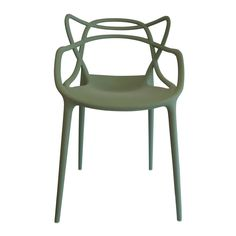 Discover+the+Kartell+Masters+Chair+-+Green+at+Amara