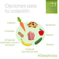 #NutriciónActiva