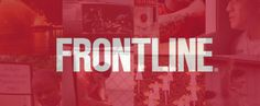 FRONTLINE Wins Seven News and Documentary Emmy Awards | Inside FRONTLINE | FRONTLINE | PBS Lifetime Achievement Award, Educational Websites, Tv Times, Documentary Film, Journalism, Thought Provoking, Documentaries, Awards, Tv Shows