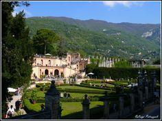 Giardino di Palazzo Bettoni Cazzago - Bogliaco di Gargnano