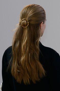 Phoebe Philo knows good hair.