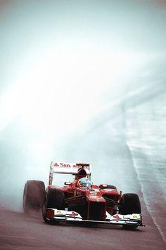 Fernando Alonso - Ferrari - 2012