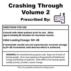 Crashing Through Volume Two by DJ Scott Allan on SoundCloud