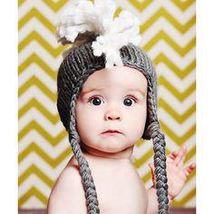 Ben Mohawk Gray Hat @Layla Grayce