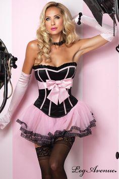 Un magnifique corset que vous pouvez retrouver sur www.prod4you.com