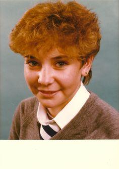 Christine Everson. #Lovethe80s #GrangeHill