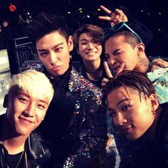 MAMA 2015 was the last time they attend 😢 Daesung, Gd Bigbang, Bigbang G Dragon, Bigbang Members, Choi Seung Hyun, 2ne1, Yg Entertainment, Btob, Top Rappers