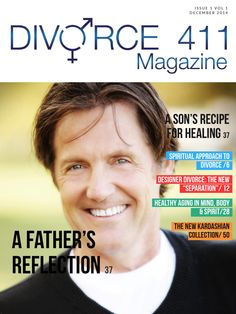 Resource for men and women navigating the divorce process.