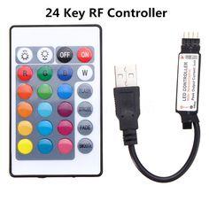 3-17-24-44-Key-USB-Remote-Controllo-For-5V-5050-RGB-LED-Strip-Light-TV-PC-Back