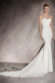 Ankara by Pronovias from Brides of Winchester #weddinggown