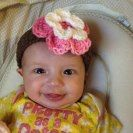 Crochet Creative Creations- Free Patterns and Instructions: Baby Head Band