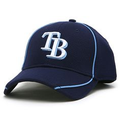 Tampa Bay Rays Youth Authentic BP Cap.