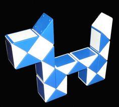 Serpiente-Rubik
