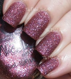 "Nicole by OPI's Gumdrops Collection ""Cinna-man of my Dreams"""