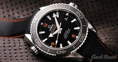 OMEGA  Seamaster Professional 600 Planet Ocean  / Ref.232.32.46.21.01.005
