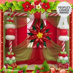 1000 images about winter holiday designers 39 creations on for Acanthus decoration puerto rico