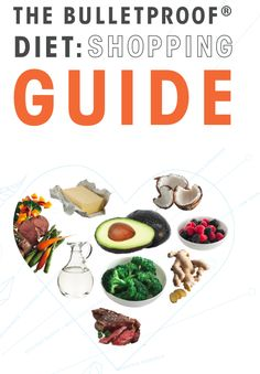 "Shopping Guide and Checklist: Find Bulletproof Foods Near You ""The Bulletproof Diet: Shopping Guide"" Get a FREE grocery list of all the foods near you! ""The Bulletproof Diet: Shopping Guide"" Get a FREE grocery list of all the foods near you! Diet Tips, Diet Recipes, Healthy Recipes, Healthy Foods, Diet Foods, Fruit Diet, Bariatric Recipes, Food Tips, Healthy Tips"