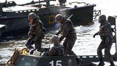 El ejército de Corea del Sur, en alerta máxima tras la destitución de la presidente Park Geun-hye