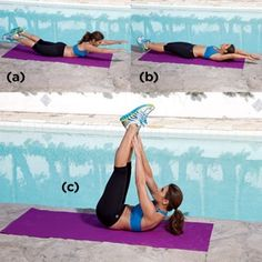Jillian Michaels Workout: 4 Amazing Abs Exercises...
