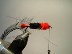 Learn how to tie the Woolly Worm fly. The original Woolly Worm pattern is said to have originated in the Ozarks as a bass fly. Fishing Tips, Fly Fishing, Fly Tying Desk, Fly Tying Patterns, Worms, Bass, Hobbies, Tutorials, Tie