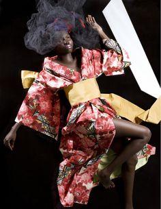 More kimono inspiration