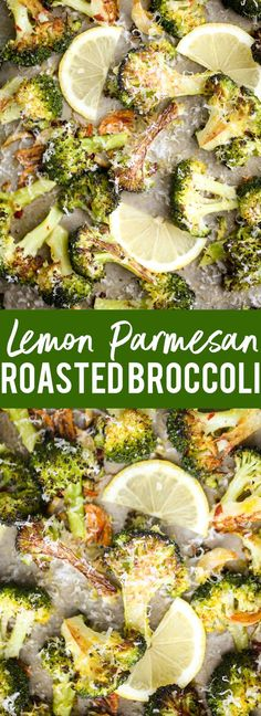 This easy Lemon Parmesan Roasted Broccoli is the best way to eat broccoli ever! … This easy Lemon Parmesan Roasted Broccoli is the best way to eat broccoli ever! Side Dish Recipes, Vegetable Recipes, Vegetarian Recipes, Dinner Recipes, Healthy Recipes, Vegetarian Barbecue, Veggie Food, Healthy Grilling, Barbecue Recipes