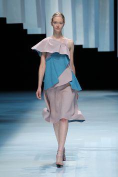 Hanae Mori manuscrit | Mercedes-Benz Fashion Week TOKYO