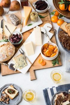 3 Recipes To Amp Up a Holiday Cheese Platter