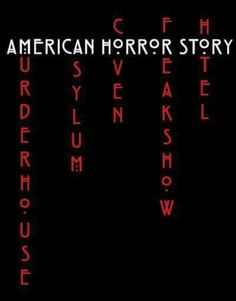 American Horror Story                                                       …