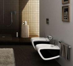 61 Idee Su Sanitari Bagno Colorati Bagni Colorati Bagno Accessori Da Bagno