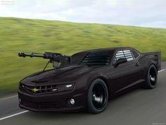 Tactical camaro