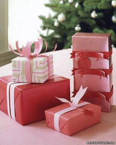 Learn how to top a special gift with hand-curled ribbon, add your own creative embellishments, and even make store-bought bows uniquely beautiful.