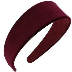 Miss Selfridge Velvet Alice Band ($15) ❤ liked on Polyvore featuring accessories, hair accessories, red, head wrap headbands, velvet headband, headband hair accessories, hair band accessories and miss selfridge