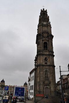 Porto, Portugal - Torre dos Clérigos