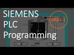 SIEMENS PLC Programming_ Mixer_ Part-1 - YouTube