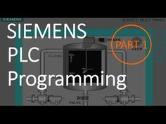 SIEMENS PLC Programming_ Mixer_ Part-1 - YouTube