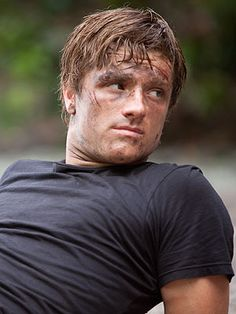 Josh Hutcherson from The Hunger Games