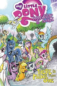 My Little Pony: Friendship is Magic Volume 5 IDW Publishing https://www.amazon.com/dp/163140105X/ref=cm_sw_r_pi_awdb_x_jEhlybT2FSVJS