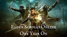 Elder Scrolls Online | One Year On