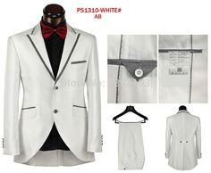 f178ba037bb4 2016 Fashion Men Suits Men's Dress Suits,Branded Wedding Suits,Slim  fit,Size S-5XL Fashion Tuxedos coat +pant Free Shipping