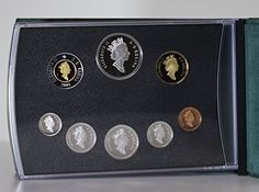Canada 2000 Mint Proof Set Perfect Uncirculated -- Be sure to check out this awesome product.