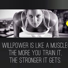 Come check out Kincardine FBBC and train your willpower and your strength! #kincardinefbbc #unstoppable #fbbc4life