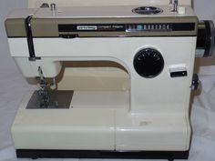 Privileg-Compact Super-Nutzstich-Nähmaschine Modell 940 /d6   eBay    (AKA Kenmore 158.1060 or Kenmore model 1060)