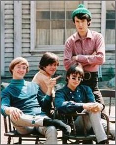 Childhood Memory Keeper: Retro Pop Culture from the 1960s, 1970s and 1980s: The Monkees