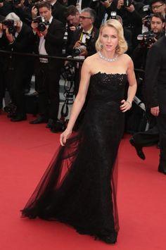 EN IMAGES. Les belles du Festival de Cannes 2015 Naomi Watts.